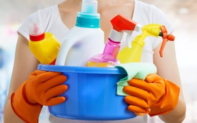 5 Gross Things That Happen When You Don't Clean Your Home