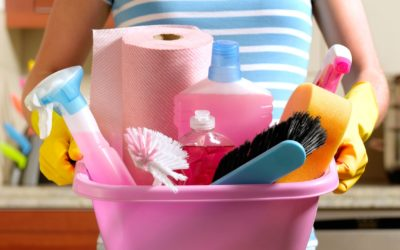 Common Cleaning Mistakes You're Probably Making