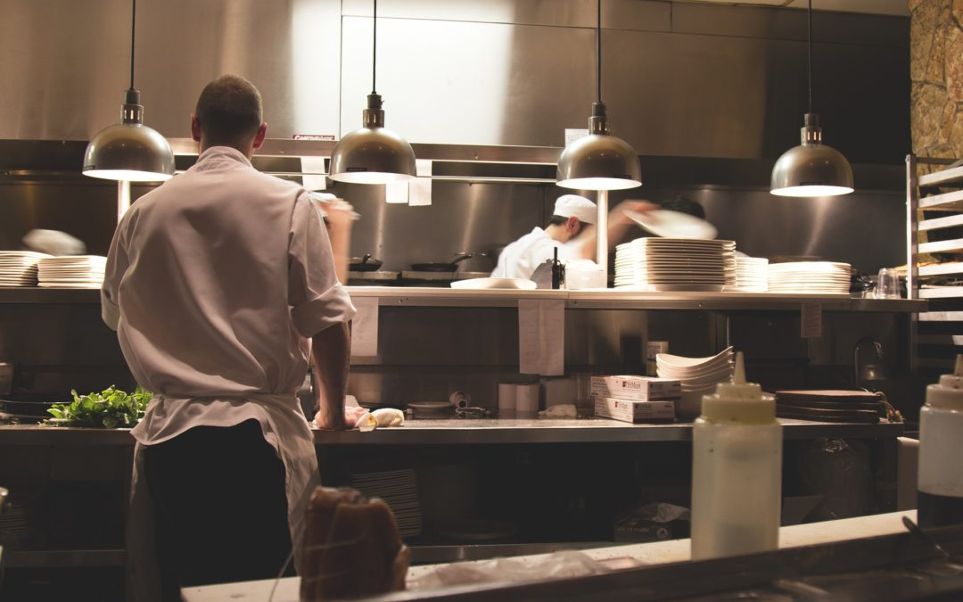 The Importance of Keeping All Restaurant Areas Squeaky Clean